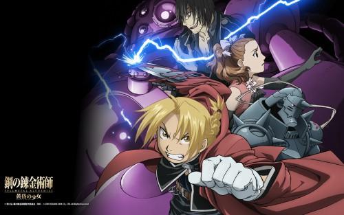Hiromu Arakawa, BONES, Fullmetal Alchemist, Edward Elric, Elena (FMA)
