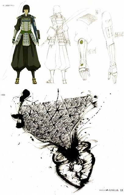 Yuki Nishimoto, Production I.G, Capcom, Sengoku Basara, Katsuie Shibata (Sengoku Basara)