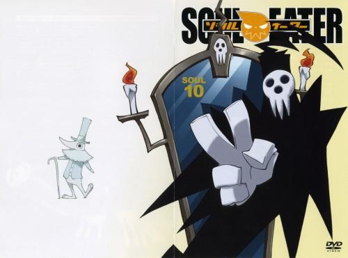 Atsushi Okubo, BONES, Soul Eater, Shinigami-sama, Excalibur