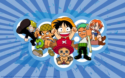 Eiichiro Oda, Toei Animation, One Piece, Sanji, Tony Tony Chopper Wallpaper
