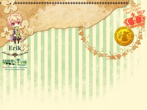 miko (Mangaka), Idea Factory, Beast Master and Prince, Erik (Beast Master and Prince)