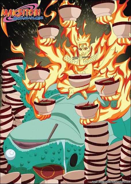 Naruto, Naruto Chakra Mode, Vector Art