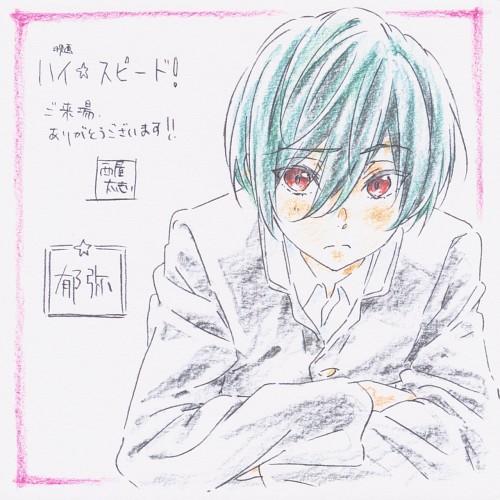 Futoshi Nishiya, Kyoto Animation, Free!, Ikuya Kirishima
