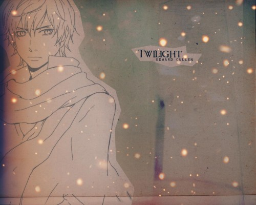 Ryuuji Gotsubo, Twilight, Edward Cullen Wallpaper