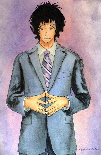 Akira Amano, Katekyo Hitman Reborn!, Kyoya Hibari, Member Art