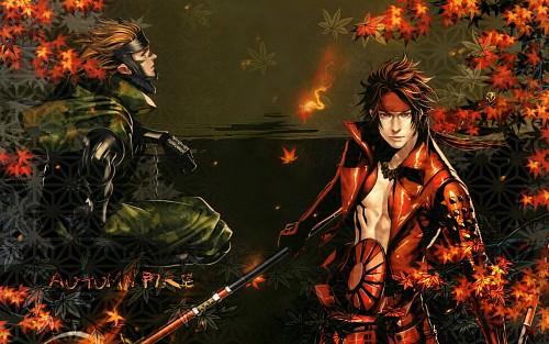 Wolfina (Mangaka), Makoto Tsuchibayashi, Capcom, Sengoku Basara, Sasuke Sarutobi Wallpaper