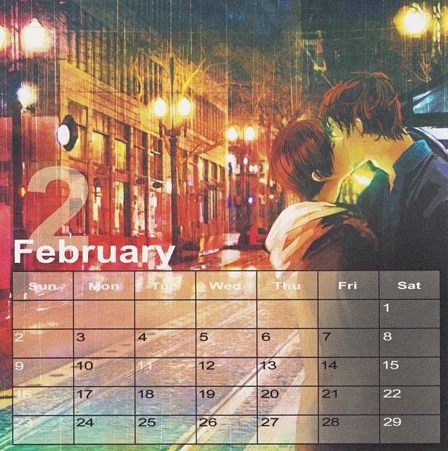 Gusari, Hetalia: Axis Powers, Hetalia Shishou Calendar 2013-2014, Turkey, Japan