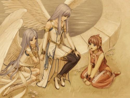 Shunsuke Taue, Ys, Reah, Feena (Ys)