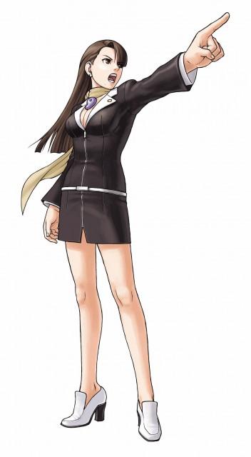 Ace Attorney, Mia Fey