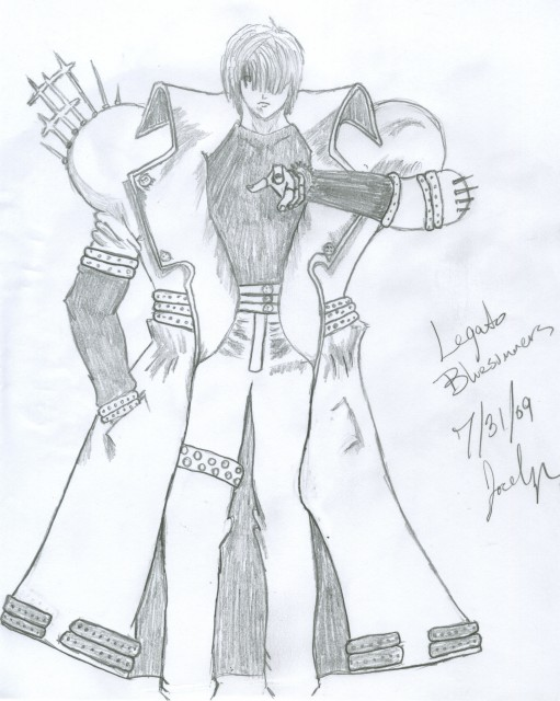 Yasuhiro Nightow, Madhouse, Trigun, Legato Bluesummers, Member Art