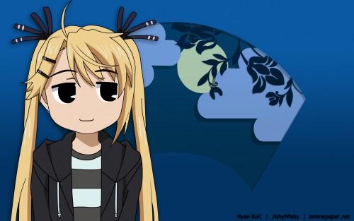 Sato Fujiwara, Anime International Company, Nyan Koi!, Kotone Kirishima Wallpaper
