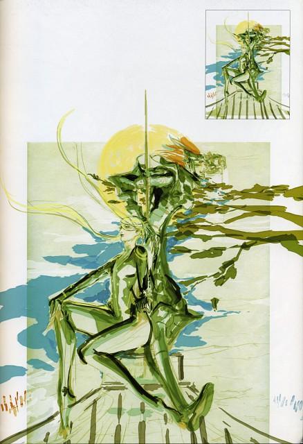 Makoto Tsuchibayashi, Capcom, Design Works, Sengoku Basara, Kasuga