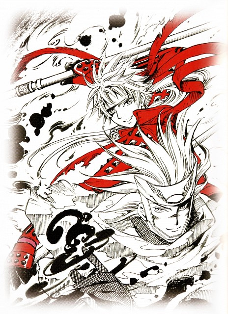 CLAMP, Sengoku Basara, Sasuke Sarutobi, Yukimura Sanada