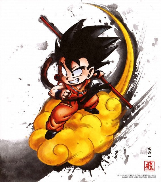 Akira Toriyama, Toei Animation, Dragon Ball, Kid Goku