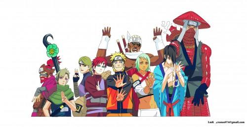 Masashi Kishimoto, Studio Pierrot, Naruto, Naruto Uzumaki, Roushi
