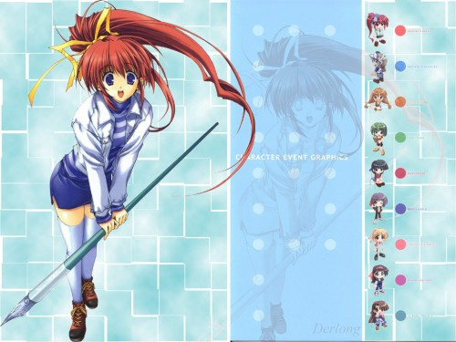 AQUAPLUS, Comic Party, Mizuki Takase Wallpaper