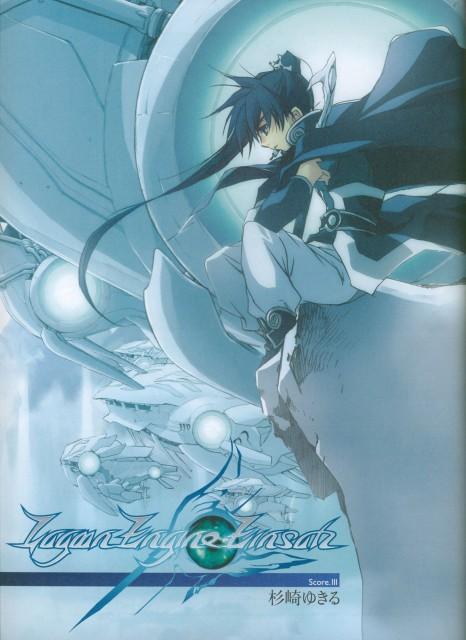 Yukiru Sugisaki, Lagoon Engine, Sakis Snow Herzgil Lagoonaria, Newtype Magazine