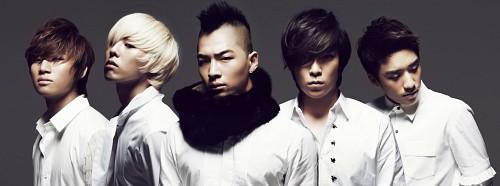 Taeyang, T.O.P., G-Dragon, Seungri, BIGBANG