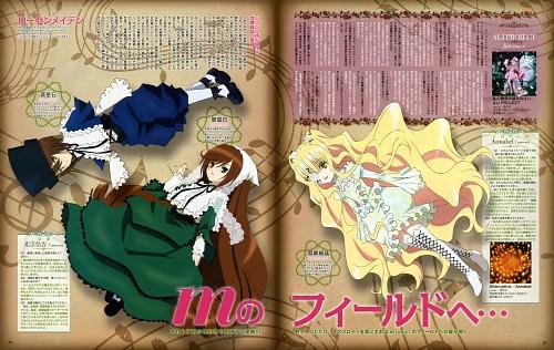 Peach-Pit, Studio Nomad, Rozen Maiden, Souseiseki, Kirakishou