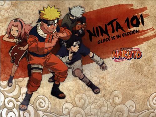 Masashi Kishimoto, Studio Pierrot, Naruto, Naruto Uzumaki, Kakashi Hatake Wallpaper