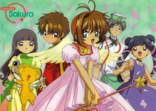 Madhouse, Cardcaptor Sakura, Tomoyo Daidouji, Keroberos, Sakura Kinomoto
