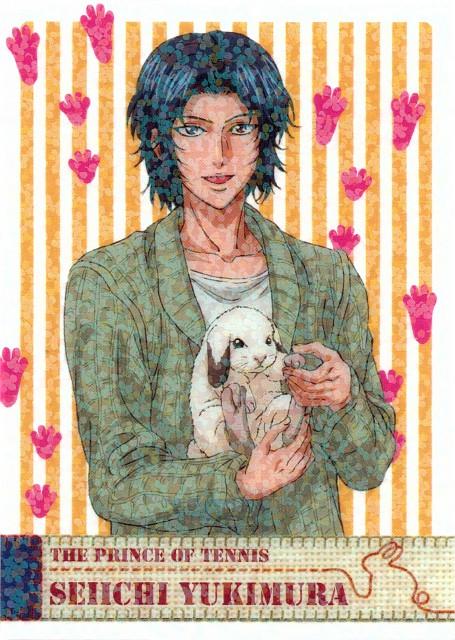 Takeshi Konomi, J.C. Staff, Prince of Tennis, Seiichi Yukimura, Trading Cards