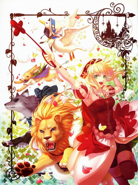 miko (Mangaka), Idea Factory, Beast Master and Prince Official Visual Artbook, Beast Master and Prince, Lucia (Beast Master and Prince)