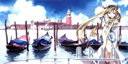 Kozue Amano, Aria, Stella – Kozue Amano Illustration Works 2, Alicia Florence, Album Cover