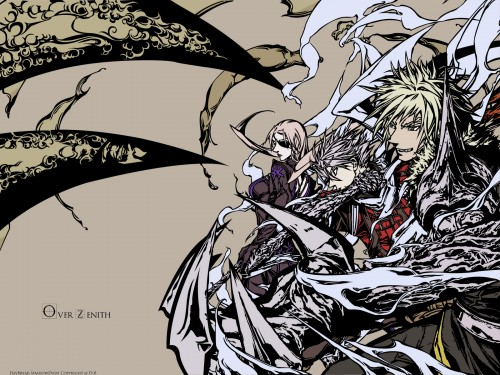 Over Zenith, Almira, Fiel, Leon (Over Zenith), Vector Art Wallpaper