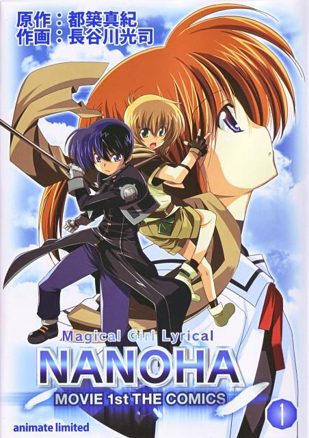 Kouji Hasegawa, Seven Arcs, Mahou Shoujo Lyrical Nanoha, Chrono Harlaown, Yuuno Scrya