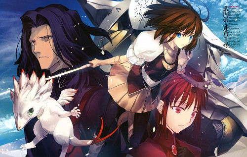 Takashi Takeuchi, Chihiro Aikura, Five Star Stories, Dougulus Kaien, Auxo