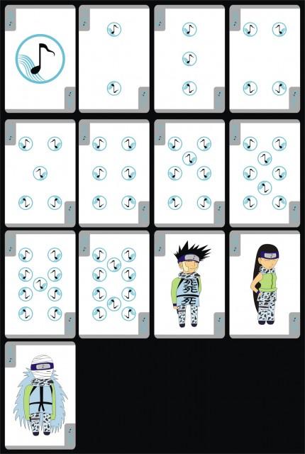 Studio Pierrot, Naruto, Kin Tsuchi, Zaku Abumi, Dosu Kinuta