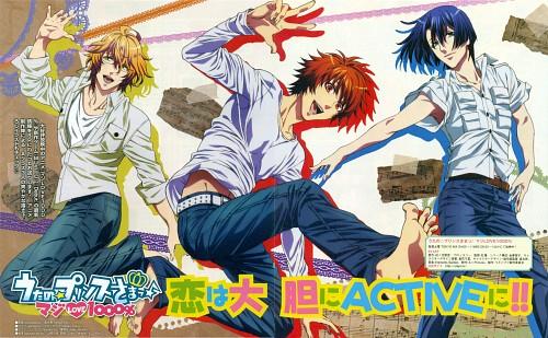 A-1 Pictures, Uta no Prince-sama, Otoya Ittoki, Masato Hijirikawa, Natsuki Shinomiya