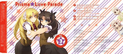Hiroshi Hiroyama, Silver Link, TYPE-MOON, Fate/kaleid liner PRISMA ILLYA, Luviagelita Edelfelt