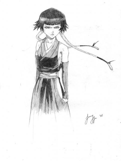 Kubo Tite, Studio Pierrot, Bleach, Soi Fong, Member Art