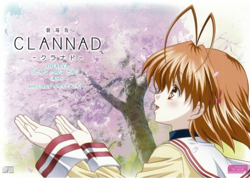 Toei Animation, Clannad, Nagisa Furukawa