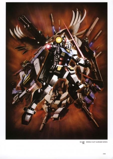 Sunrise (Studio), Mobile Suit Gundam Wing, Mobile Suit Gundam Char's Counterattack, Mobile Suit Zeta Gundam, Mobile Suit Gundam - Universal Century