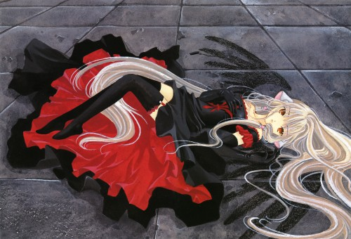 CLAMP, Chobits, Your Eyes Only, Freya