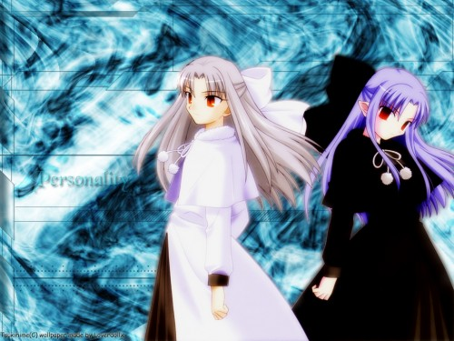 TYPE-MOON, Melty Blood, White Len, Len (Melty Blood) Wallpaper