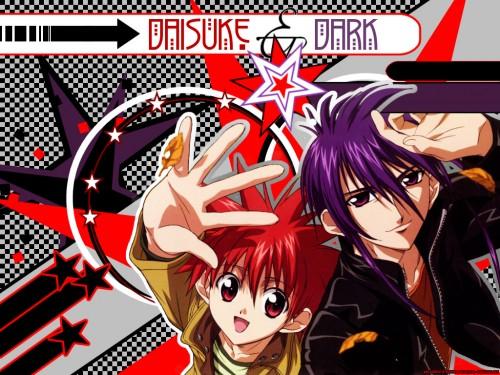 Yukiru Sugisaki, Xebec, D.N.Angel, Daisuke Niwa, Dark Mousy Wallpaper