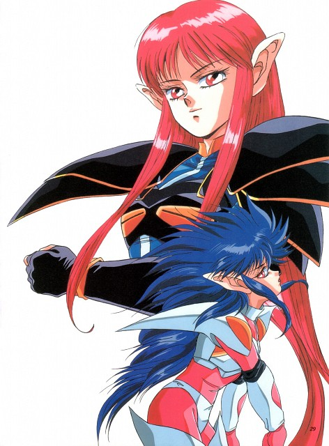 Michitaka Kikuchi, Toshihiro Hirano, Anime International Company, Iczer Three, Iczer-2
