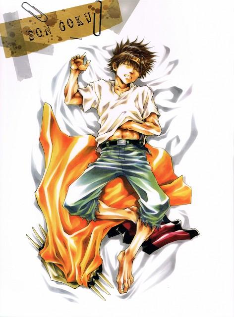 Kazuya Minekura, Saiyuki, Son Goku (Saiyuki)
