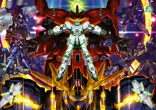 Sunrise (Studio), Mobile Suit Gundam Unicorn, Gundam Perfect Files