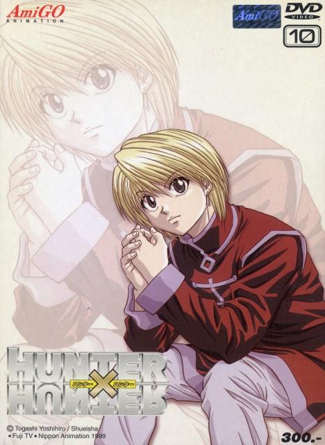 Yoshihiro Togashi, Nippon Animation, Hunter x Hunter, Kurapika
