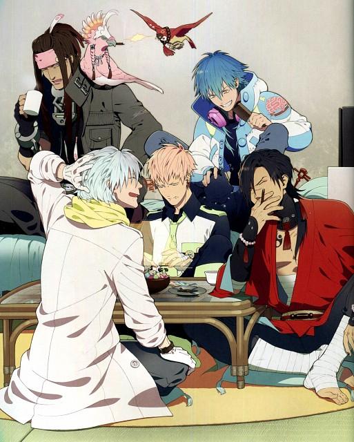Honyarara, Nitro+, DRAMAtical Murder, Ren, Koujaku
