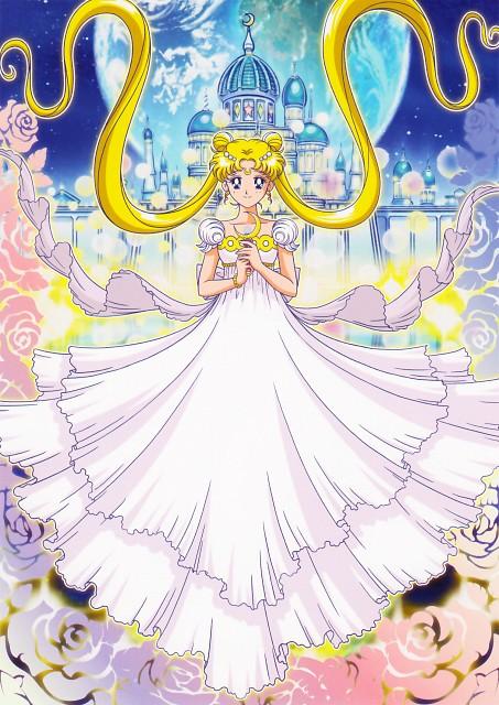 Toei Animation, Bishoujo Senshi Sailor Moon, Princess Serenity