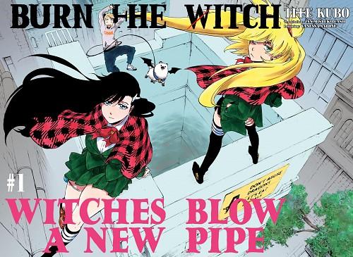 Burn The Witch, Ninny Spangcole, Noel Niihashi