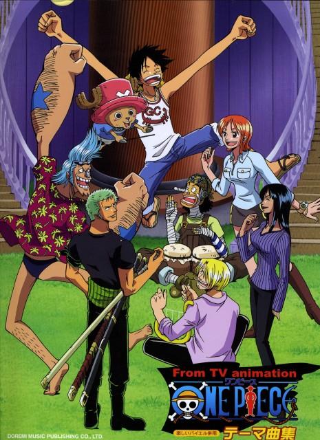 Eiichiro Oda, One Piece, Usopp, Thousand Sunny, Roronoa Zoro