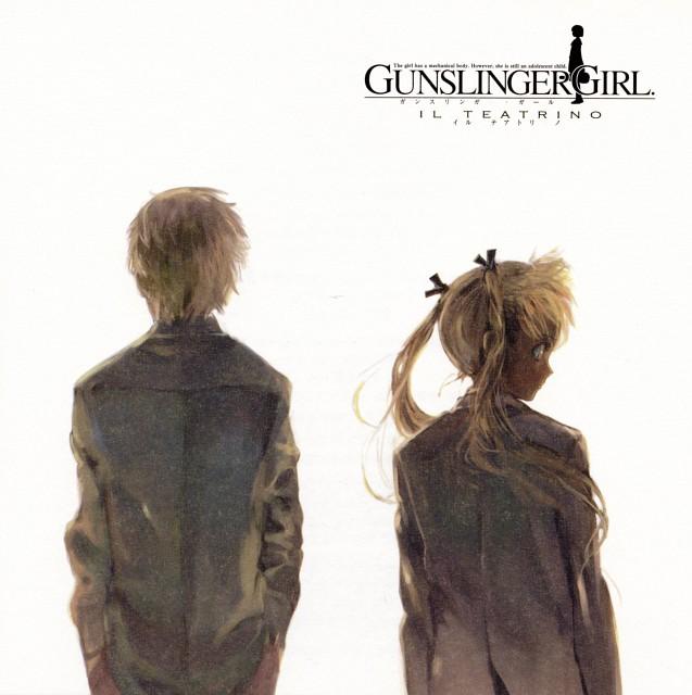 Artland, Gunslinger Girl, Triela, Pinocchio (Gunslinger Girl)