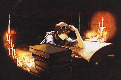 Eiji Kaneda, Sousei no Aquarion, Aquarion Illustrations: Eiji Kaneda Art Works, Jun Lee